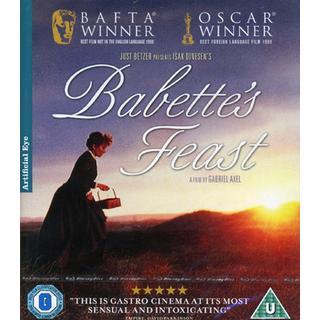 Babette's Feast [Blu-ray]